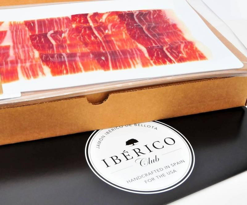 buy the best sliced Jamón Ibérico in the US