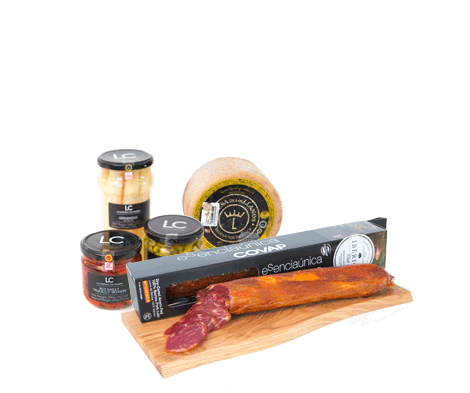 Artisan Delicacies from Spain