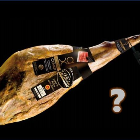 The best Jamon Iberico de Bellota