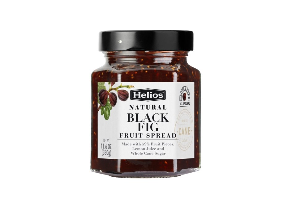 Natural Black Fig Spread