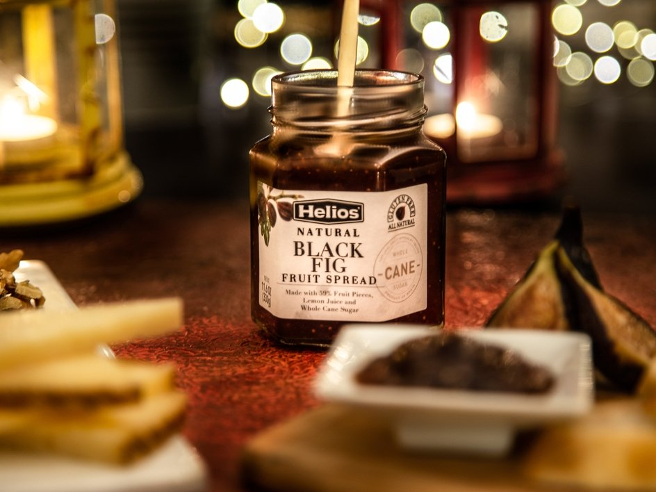 Black Fig Fruit Spread | Free Shipping | Iberico Club™