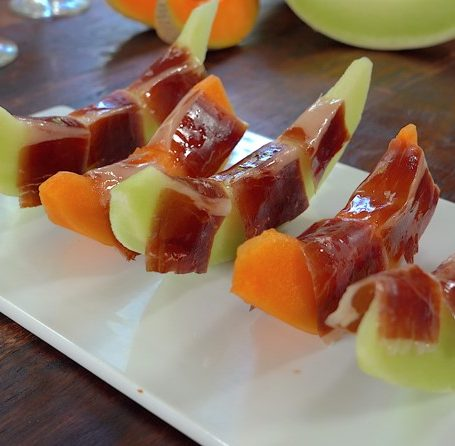 Melon with Iberian Ham Recipe | Free Shipping | Iberico Club™