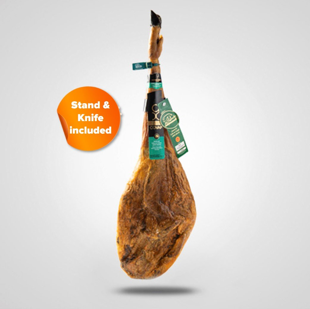 Jamon 100% Iberico Grass fed